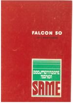 FALCON 50 - Libretti uso & manutenzione