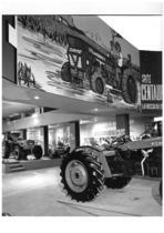 Fiera di Verona - Esposizione trattori SAME Centauro