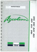 AGROTRON 108-118-128-130-140-155-165 - Gebruik en Onderhoud