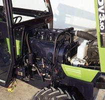 [Deutz-Fahr] dettaglio motore del trattore DX 3.10 V