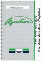 AGROTRON K 90-100-110-120 K PROFILINE - Betriebsanleitung