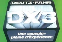 """Deutz - Fahr DX 3 Une """"gueule"""" pleine d'expérience"""