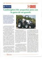 Lamborghini R1: pequenos pero con la garra de un grande