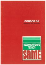 CONDOR 55 - Bedienung und wartung