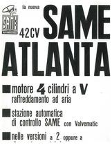 La nuova SAME ATLANTA 42 CV