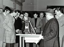 Convention concessionari italiani - Presentazione della Stazione Automatica di Controllo