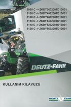 5090 C ->ZKDY360200TD10001 - 5100 C ->ZKDY400200TD10001 - 5100 C ->ZKDY480200TD10001 - 5110 C ->ZKDY440200TD10001 - 5110 C ->ZKDY520200TD10001 - 5120 C ->ZKDY560200TD10001 - Kullanim kilavuzu