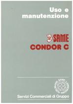 CONDOR C - Libretto uso & manutenzione