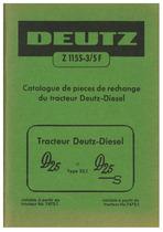 D 25-25 S Type 25,1 - Catalogue de Pieces de Rechange
