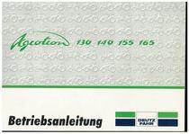 AGROTRON 130-140-155-165 - Betriebsanleitung