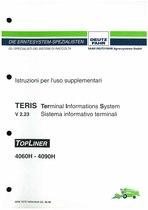 TERIS V 2.23 Sistema informativo terminali - Istruzioni per l'uso supplementari