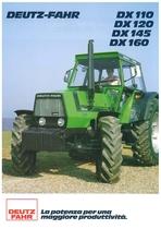 DX 110 - 120 - 145 - 160