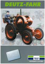 DEUTZ-FAHR - 75 anni di trattori Deutz-Fahr