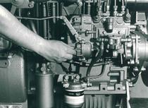 Motore Same a V 1002 - 1004