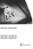 SPIRE 60 TARGET ->ZKDCS70200TL10001 - SPIRE 70 TARGET ->ZKDCT10200TL10001 - SPIRE 80 TARGET ->ZKDCT50200TL10001 - SPIRE 85 TARGET ->ZKDCT90200TL10001 - Manuale operatore
