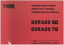 DORADO 60-70 - Catalogo ricambi originali / Original parts catalogue / Catálogo repuestos originales