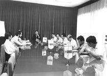 Visita di una delegazione cinese
