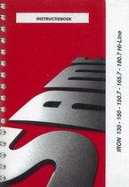 IRON 130 - 150 - 150.7 - 165.7 - 180.7 HI-LINE - Bediening en onderhoud