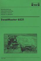 SWATMASTER 6531 - Operation manual