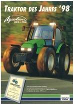 Traktor des Jahres ' 98