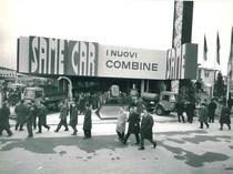 66ª Fiera Internazionale dell'Agricoltura Verona, 8-16/3/1964 - Stand SAME