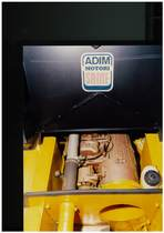 Motore ADIM per uso industriale