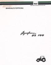 AGROFARM 85 - AGROFARM 100 - Manuale d'officina