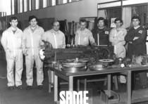 Corso meccanici SAME - Agenti italiani
