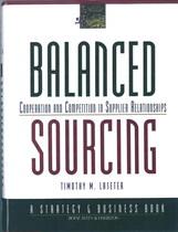 BALANCED SOURCING, San Francisco, Jossey Bass publishers, 1998