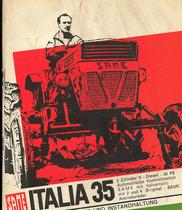ITALIA 35 - Bedienung und instandhalthung