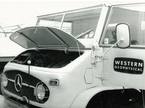 Motore ADIM per camion Western Geophysical