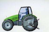 [Deutz-Fahr] trattore Agrotron 120