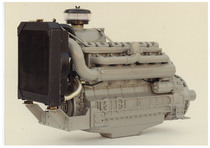 Motore ADIM Serie 1000 W 6 cilindri T con radiatore