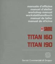 TITAN 160 - 190 - Manuale d' officina