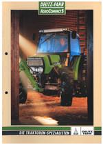 AGROCOMPACT S - Die traktoren-spezialisten
