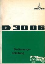 D 30 06 - Bedienungsanleitung