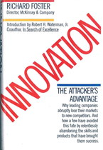 FOSTER Richard, INNOVATION // INNOVAZIONE, New York, Simon & Schuster Inc., 1986