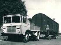 Samecar Super Elefante 4x4 TSW allo Scalo Farini