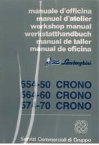 CRONO 554.60 - 564.60 - 574.70 CRONO - Manual de Taller