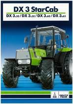 DX 3 STARCAB - DX 3.30/3.50/3.60/3.65
