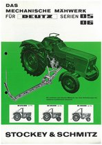 D 2506-3006-4006 - Das Mechanische Mähwerk