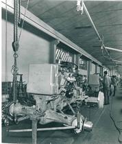 Stabilimento Same - Linea montaggio trattori