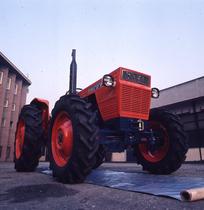 [SAME] SAME Aurora 45 davanti allo stabilimento, Treviglio 16/11/71