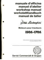1506-1706 TURBO - Manuel d'atelier