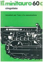 MINITAURO 60 CINGOLATO - Libretto uso & manutenzione