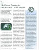 Estratégia de Cooperacao SAME Deutz-Fahr/Sampo Rosenlew