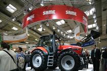 Stand Same alla Agritechnica 2007