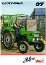 DEUTZ-FAHR 07 Pro Agrar
