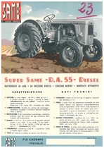 Super Same Da 55 Diesel