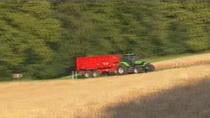 Deutz-Fahr Agrotron TTV 1160 mit Anhänger